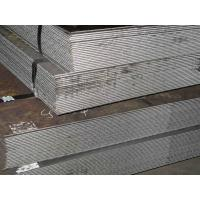 Quality 2348mm / custom cut Q195, Q235, Q345 Hot Rolled Coils / Sheet / Checkered Steel Plate for sale
