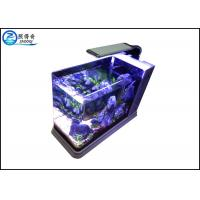Quality Silence Pump And Filter System Aquarium Fish Tank 4mm Clear Glass 17L Capacity for sale