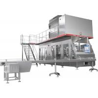 Buy cheap Aseptic Brick Carton High Speed Beverage Packaging Machine Turn Key Project 500 from wholesalers