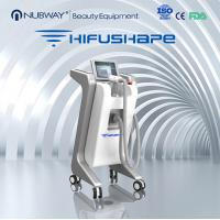 Professional beauty equipment new technology hifushape for body slimming weight loss hifu for sale
