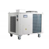 Quality R410A Refrigerant Portable Mini Air Cooler Three Ducts Against Walls On 3 Sides for sale