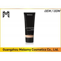 Quality Leg / Body Makeup Liquid Mineral Foundation SPF 25 Medium Coverage Long Lasting for sale