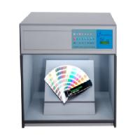 Quality Electronic Textile Testing Equipment Colour Matching Cabinet for Color Assessment Test CE for sale
