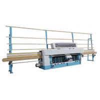 Quality 10 Spindles Laminated Glass Edging Machine with 45 Angle Range,Glass Straight Line Glass Edging Machine for sale