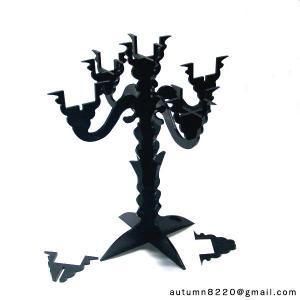 Quality CH (15) Modern clear acrylic candelabra for sale