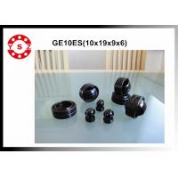 Quality High Precision Radial  Ball Joint Bearings GE10ES With High Lubrication for sale