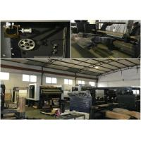 Quality Automatic Printed Paper Sheet Cutting Machine Max 300 Cuts / Min for sale