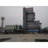 Quality 260 Tph Conveyor Belt 45 KW Burner Fan Asphalt Batch Plant 875L / Min Bitumen Pump for sale