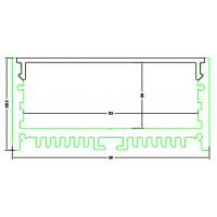 Buy Aluminum Profile for LED strips,big prower led profile at wholesale prices