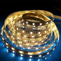 Quality 2800K Warm White SMD 5730 Led Strip 5M Roll Waterproof IP65 Strip light 5000hrs lifespan for sale
