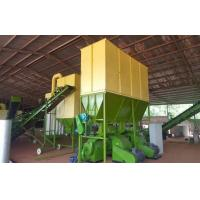 Quality Cow dung, sheep manure as materials to make organic fertilizer pellets production line for sale