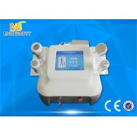 China Face Lifting Ultrasonic Cavitation Rf Slimming Machine , 8 Inch Color Touch Screen on sale