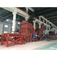 Quality 380V 3Phase Steel Scrap Shredder Machine , 400 - 4500 Ton Nominal Force for sale