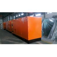 Quality Outdoor Standby Power Generator 250KW / 313KVA , Water Cooled Diesel Generator for sale