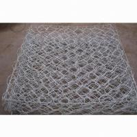 Quality Gabion Baskets, 80 x 100mm Opening for sale