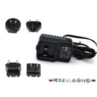 Quality 5V 6V 2A Interchangeable Plug Power Adapter CE FCC UL ROHS For Speaker for sale