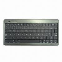 Quality Keyboard for iPad, Nokia, Camera and HTC, with 10,000mAh Capacity and Mobile Power for sale