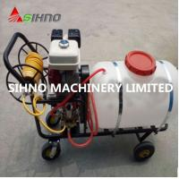 Buy Four Wheeled Gasoline Pesticide Sprayer/Spraying Machine Agricultural at wholesale prices