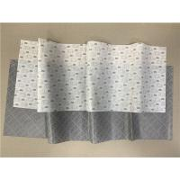 China Dotted Grey Wrapping Paper Roll , Gift Shoes Packaging Decorative Wrapping Paper on sale