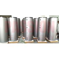 Quality 300L Flat Collector 1000L Stainless Steel Heat Pipe Split Solar Water Heater 2 Coils for sale