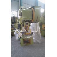 Quality Mechanical Power Press Machine with Adjustable Stroke J23-16D,J23-25D for sale