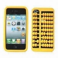 Quality Case for mobile phone, made of silicone material for sale