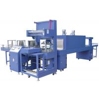 Quality Fully - auto PP PE Shrink Film packaging Machine 15KW / h 600mm width for sale