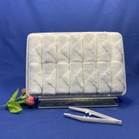 Quality Single Use 100% Polyester Microfiber Hand Towel for sale