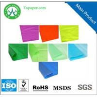 China virgin pulp tissue paper rolling paper color gift wrapping paper on sale
