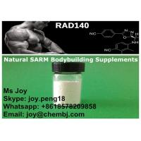 Quality RAD140 CAS 1182367-47-0 Prohormones Steroids RAD-140 SARM Powder for sale