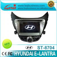 Quality 7 Inch Hyundai Dvd Player Built-In  Steering Wheel Control for sale