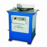 Buy cheap Notching Machine, Can Cut 200 x 4mm Right-angle Workpieces, Made of Welded Steel from wholesalers