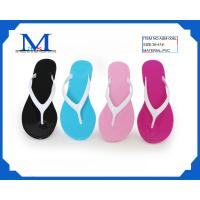 Quality Sell ladies PVC slippers fashion new design for 2014 ASM-008L 36-41# for sale