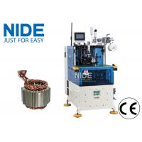 Quality Servo Double Sides Stator Winding Lacing Machine Low Noise Automatic for sale