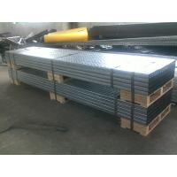 Quality JIS G3101, SS400 Pre galvanized / Hot Dipped Galvanized C Channel of Mild Steel Products for sale