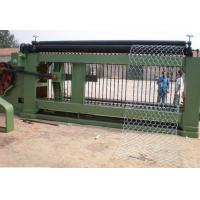 Quality 80*100 Full  Automatic Hexagonal Wire Mesh Machine /Gabion Box Machine for sale