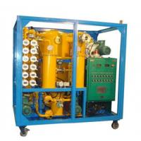 Quality Dual Stages High Vacuum Transformer Oil Purification Treatment Plant for sale