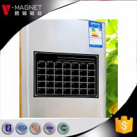 magnetic dry erase planner flexible magnetic whiteboard for fridge China factory