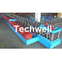 Quality Quick Change C / Z Shaped Purlin Roll Forming Machine  / Channel Roll Forming Machine for sale