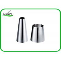 Quality High Performance Sanitary Butt Weld Fittings Concentric Eccentric Reducer Fitting for sale