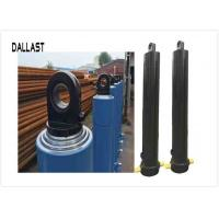 Quality Custom Telescopic Hydraulic Ram ,  4 Stage Telescopic Cylinder FC FE Type for Truck for sale