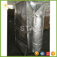 Buy cheap 3A-2B-3A Bubble Foil Roof Insulation for moisture proof and heat break thermo break from wholesalers