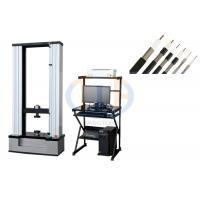 Buy cheap 1.2 Kw Hydraulic Universal Testing Machines Computer Servo Micro Computer Controlled from wholesalers