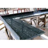 Quality Prefabricated kitchen countertop,emerald pearl countertop for sale