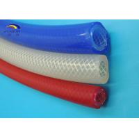 China Silicon Rubber Reinforced Tube for Food and Beverage Handling / Bottle / Thermal Protection on sale