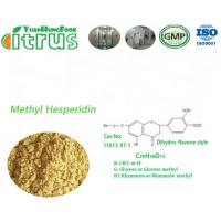 Quality Methyl Hesperidin Light Yellow Citrus Extract Powder CAS 11013-97-2 Used As Drug for sale