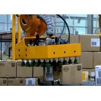 Quality High Speed Automated Robot Palletizer with Safety Protection Facilities for sale