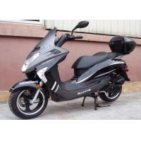 China V Style Headlight 150cc Gas Scooter , Gas Powered Scooters With 2 Rear View Mirrors on sale