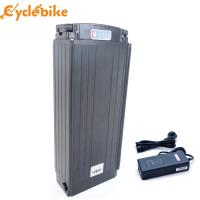 Buy cheap LG cell Rear Rack Electric Bike Lithium Battery 52v 16ah High capacity from wholesalers