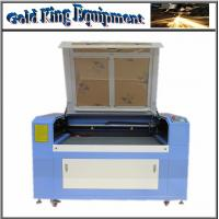 Quality Gold-1290 Wood,Acrylic,MDF,Leather,Paper,Rubber,Cloth Laser cutting machine for sale